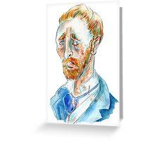 Vincent Greeting Card