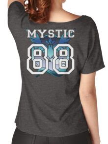 """Personal Mystic """"Jersey"""" Women's Relaxed Fit T-Shirt"""