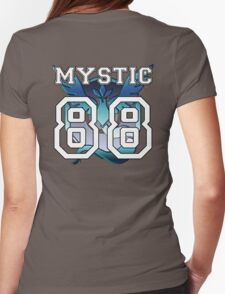 """Personal Mystic """"Jersey"""" Womens Fitted T-Shirt"""
