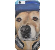 Music Dog iPhone Case/Skin