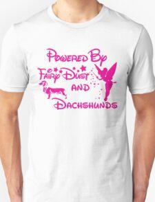 Love Dachshunds.! Unisex T-Shirt