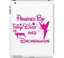 Love Dachshunds.! iPad Case/Skin