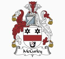 McCurley Coat of Arms / McCurley Family Crest by ScotlandForever