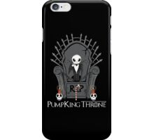 PumpKing Throne iPhone Case/Skin