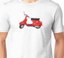 SS 180 Scooter Design Unisex T-Shirt