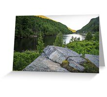Adirondack Greeting Card