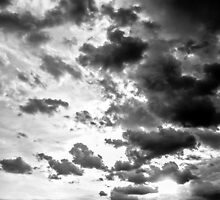 Colorless Sunset by Neha  Gupta