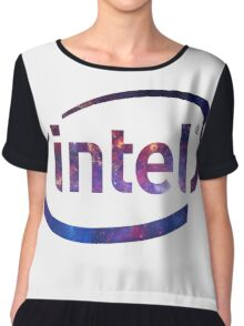 Intel Chiffon Top