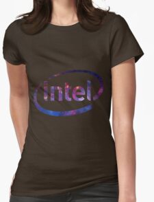 Intel Womens Fitted T-Shirt