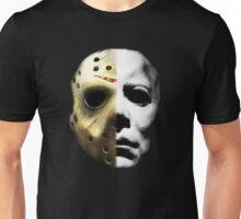 Jason Meets Myers  Unisex T-Shirt