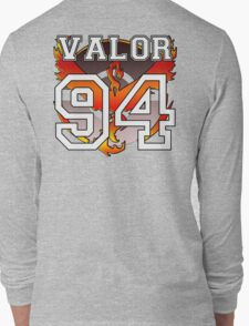 "Personal Valor ""Jersey"" Long Sleeve T-Shirt"