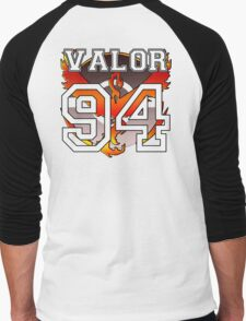 "Personal Valor ""Jersey"" Men's Baseball ¾ T-Shirt"