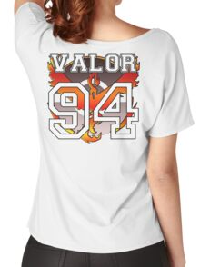 """Personal Valor """"Jersey"""" Women's Relaxed Fit T-Shirt"""