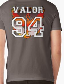 "Personal Valor ""Jersey"" Mens V-Neck T-Shirt"