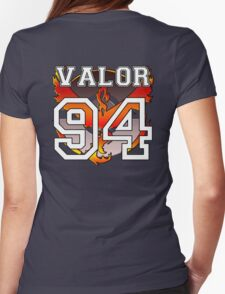"Personal Valor ""Jersey"" Womens Fitted T-Shirt"