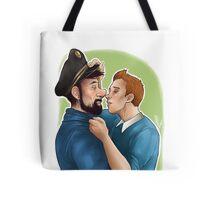 Tintin et le Capitaine Tote Bag