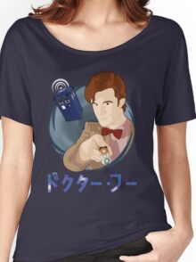 Anime Doctor Who Women's Relaxed Fit T-Shirt