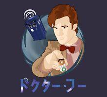 Anime Doctor Who Unisex T-Shirt