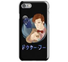 Anime Doctor Who iPhone Case/Skin