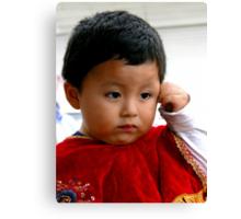 Cuenca Kids 474 Canvas Print