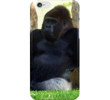 The King of the Apes iPhone Case/Skin