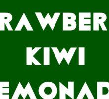 Strawberry Kiwi Lemonade Sticker