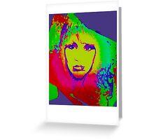 Rainbow Kate Greeting Card
