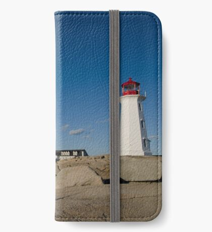 Peggy's Cove iPhone Wallet/Case/Skin
