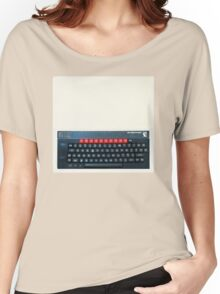 BBC Micro top-down Women's Relaxed Fit T-Shirt