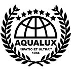 Aqualux Logo by Bob Bello