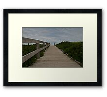 The Merb Framed Print