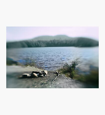 Lensbaby Campfire Photographic Print