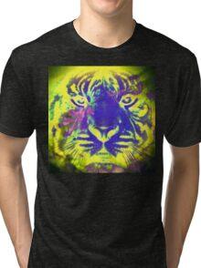 Tiger_8601 Tri-blend T-Shirt