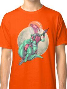 Parasaurolophus: Queen of the Galaxy Classic T-Shirt