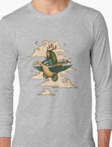 Away we fly... Long Sleeve T-Shirt