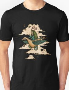 Away we fly... Unisex T-Shirt