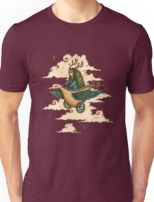 Away we fly... Unisex T-Shirt
