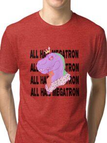TYRANT (Black Text) Tri-blend T-Shirt