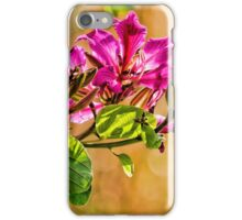 Orchid Spray  iPhone Case/Skin