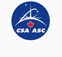 Canadian Space Agency Womens Fitted T-Shirt