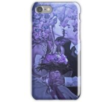 celebrating love iPhone Case/Skin