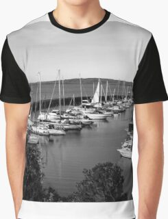 1091 Newhaven Harbour Graphic T-Shirt