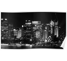 Vivid 2016 in B&W Poster