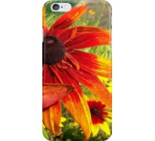 Flowers, France iPhone Case/Skin