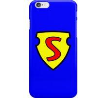 1938 Superman Logo iPhone Case/Skin