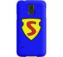 1938 Superman Logo Samsung Galaxy Case/Skin