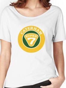 Caterham SUPER 7 Badge Women's Relaxed Fit T-Shirt