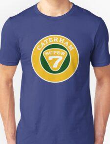 Caterham SUPER 7 Badge Unisex T-Shirt