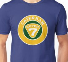 Caterham SUPER 7 Badge Unisex T-Shirt