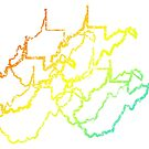 west virginia chill blur by chromatosis